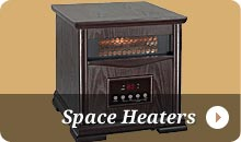 Portable Infrared Room Heaters