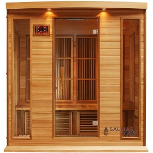 outdoor sauna or indoor sauna